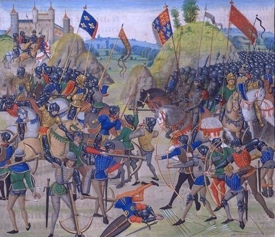 Battle of Crecy Hundred Years War