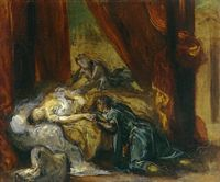Shakespeare Death_of_Desdemona Othello